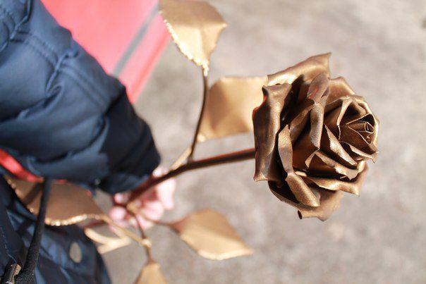 Фото - Кованные розы