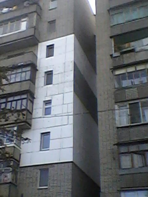 Фото - Новые технологии утепления высотных и частных зданий