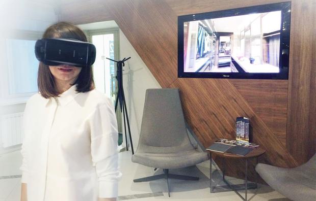 Фото - Виртуальный тур для покупателей по новостройкам/домам/офисам