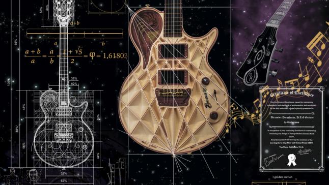 Фото - Фабрика Universum Guitars