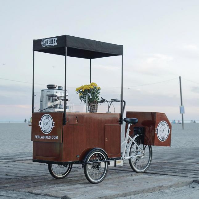 Фото - Поставить сеть велокафе на студгородках города