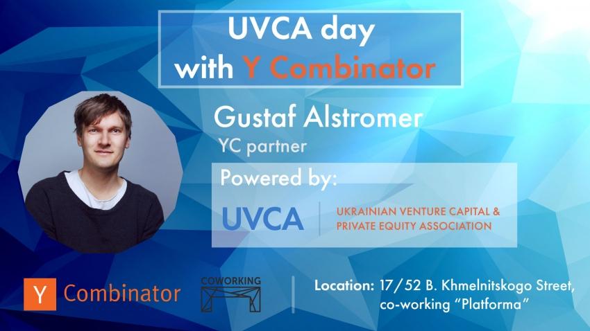 UVCA Day with Y Combinator
