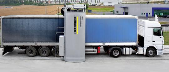 Фото - Автоматична портальна мийка вантажних авто