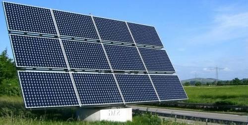 Производство солнечно-ветровой электроэнергии