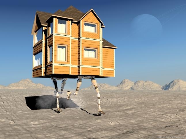 Фото - Производство энергоэффективных мобильных зданий широкого назначения
