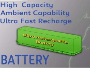 Фото - Батарея большой емкости для электромобилей