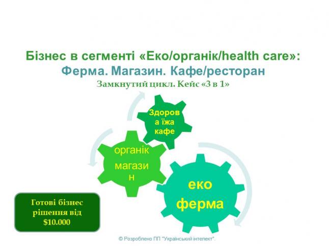 Фото - Еко - шик. Центр Природного здоров'я