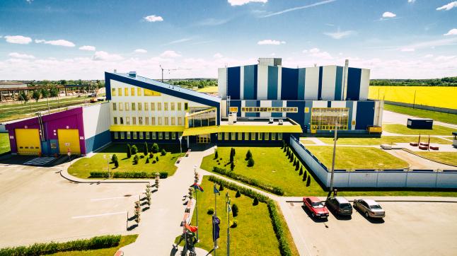 Фото - Завод по горячему цинкованию металлоконструкций