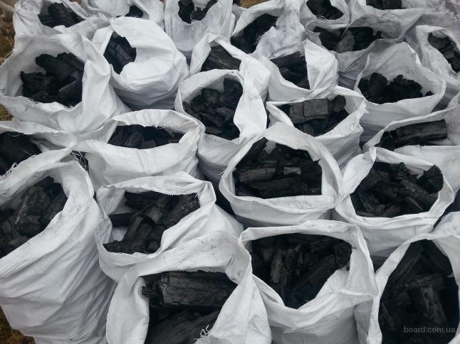 Фото - Випалювання піролізного деревного вугілля