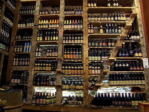 Фото - Сеть магазинов разливного пива