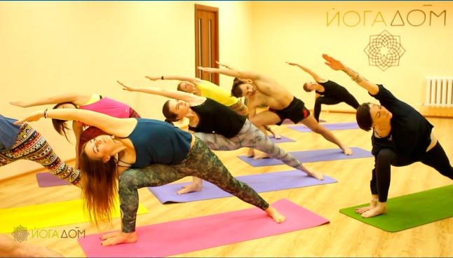 Фото - Студия йоги