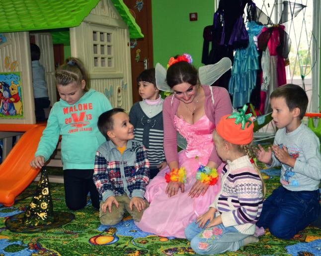 Фото - Внедрение современных методик воспитания деток в Украину