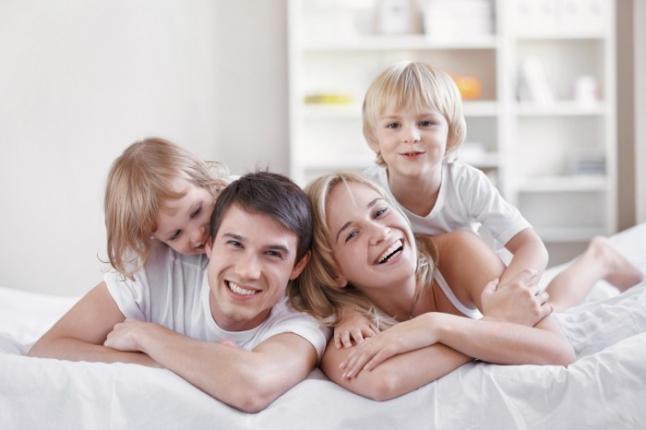 Фото - Семья и любимые, это главное!