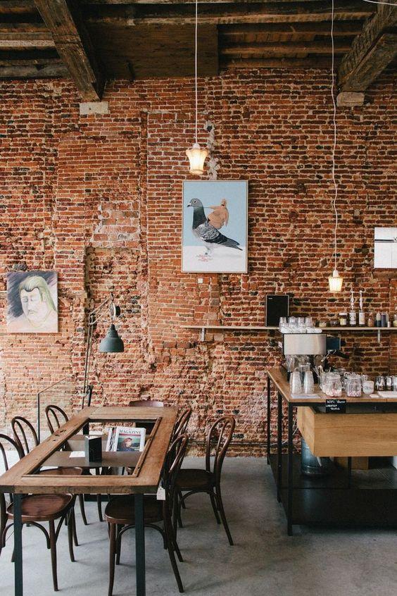 Фото - Небольшое уютное кафе в американском стиле