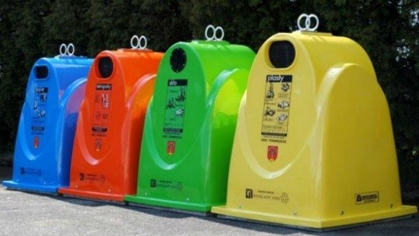 Фото - Сортировка и логистика бытовых отходов в Украине