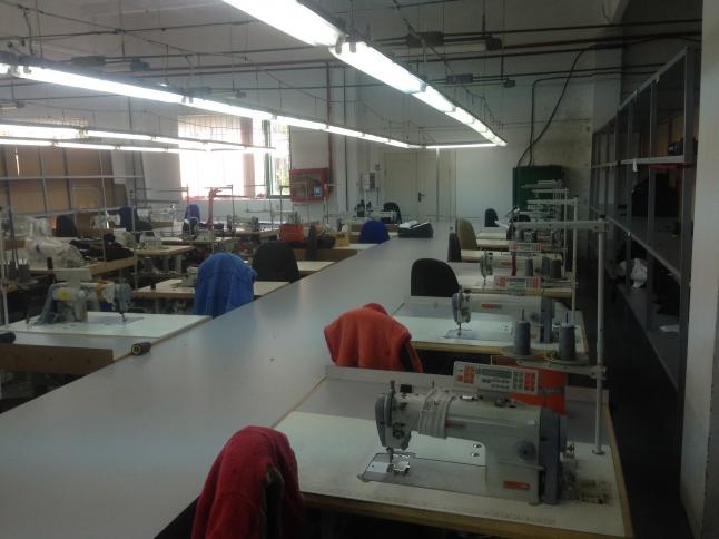 Фото - Текстильная фабрика в Ковеле