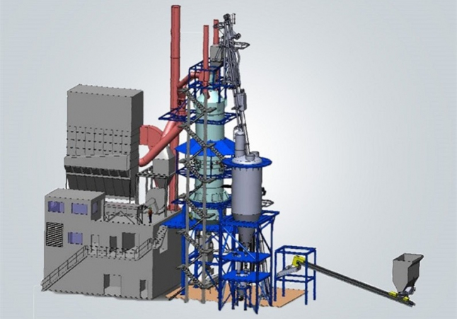 Фото - Производство цемента по собственной уникальной технологии
