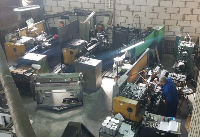 Фото - Продажа машиностроительного производства