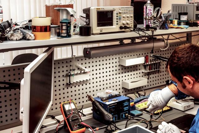 Фото - Сеть действующих сервис-центров по ремонту электроники