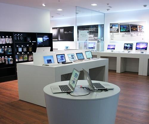 Фото - магазин техніки Apple