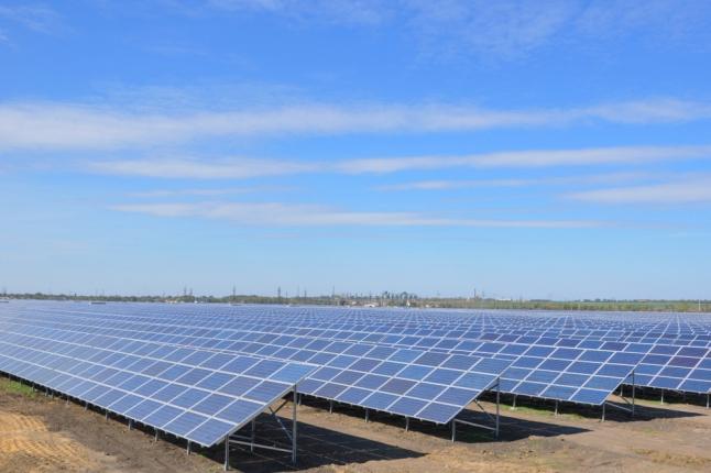 Фото - Сонячна енергетика