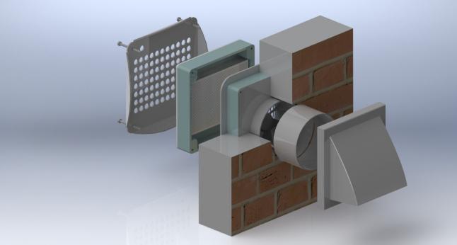 Фото - Производство рекуператоров воздуха .Энергосбережение
