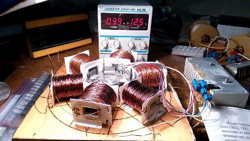 Фото - Бесколлекторный электродвигатель постоянного тока