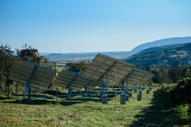 Фото - Солнечная электростанция, 47 кВт