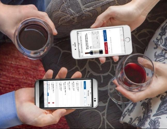 Фото - Мобильное приложение для поиска и покупки алкоголя