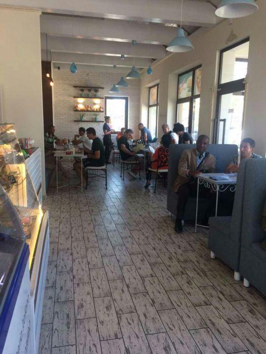 Фото - Стильное кафе в г. Ирпень, Киев