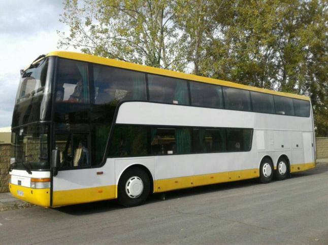 Фото - Организация международных пассажирских перевозок