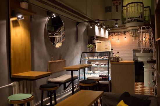 Фото - Кофейня , которая станет лучшей в своём городе.