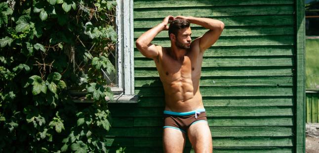 Фото - Бренд чоловічої білизни та купальних плавок.