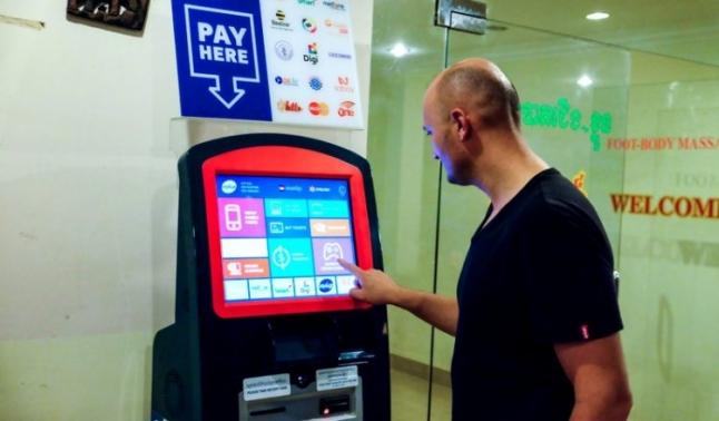Фото - Сеть платежных терминалов