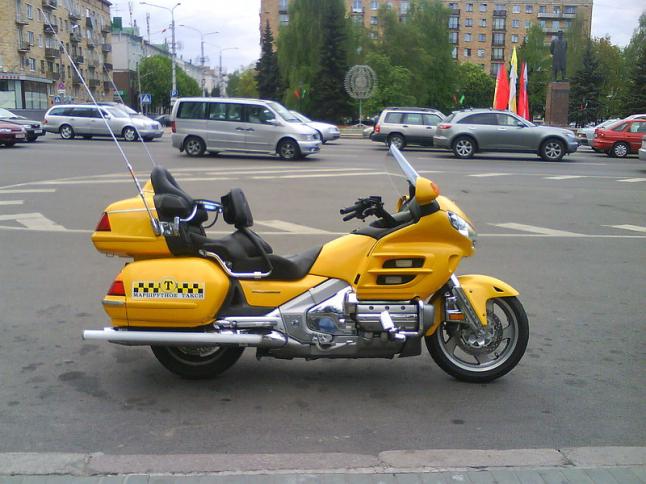 Фото - Мото - такси