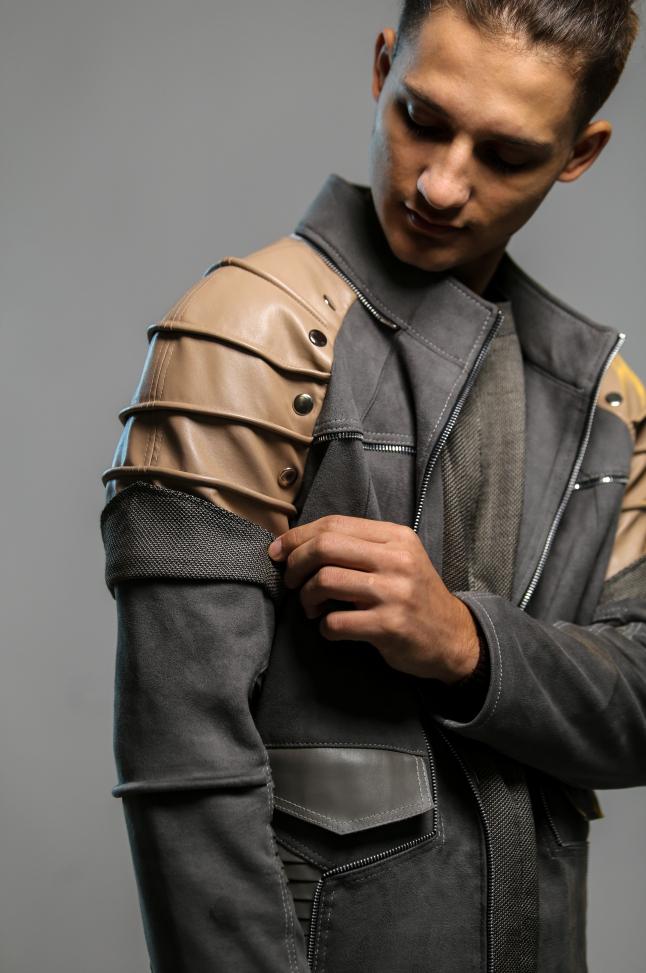 Фото - Мужская одежда-трансформер
