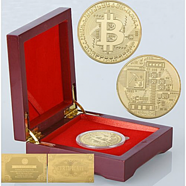 Фото - Золотые подарочные монеты лимитированой серии