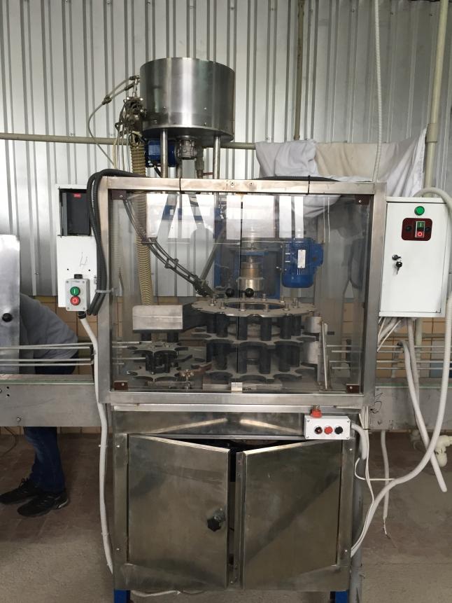Фото - Производство розлив минеральной воды