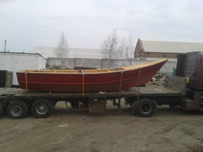 Фото - постройка и продажа яхт , катеров , лодок из дерева