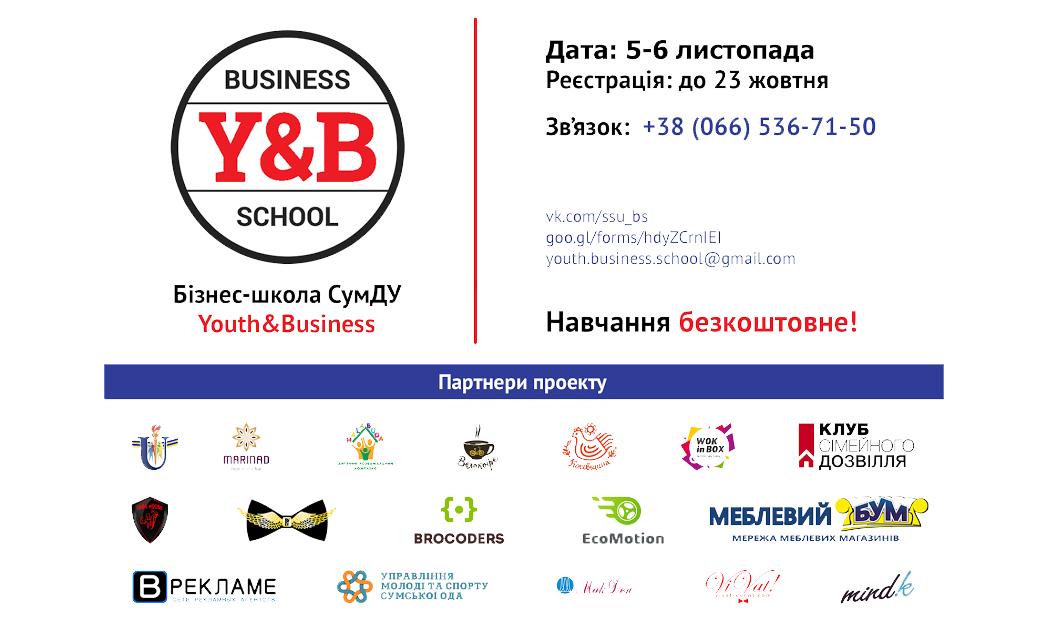 Презентация Бизнес-школы СумГУ