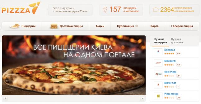 Фото - pizzza.com.ua