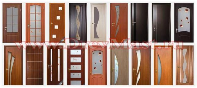 Продажа входных и межкомнатных дверей