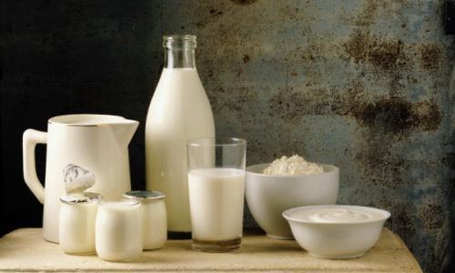 Фото - Производство натуральных молочных продуктов.