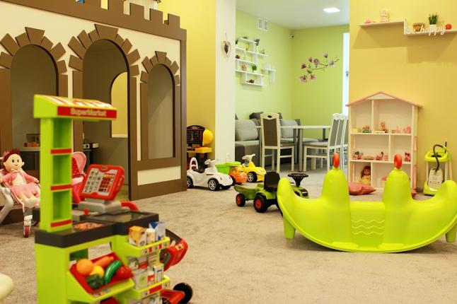 Фото - дитяча ігрова кімната
