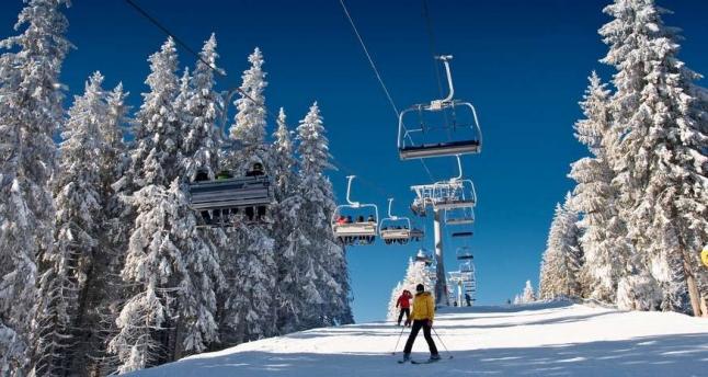 Фото - Туристический комплекс с горнолыжной трассой.