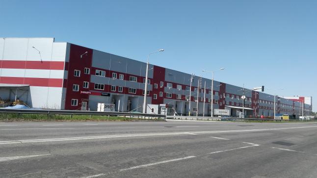 Фото - Логистический центр под Киевом