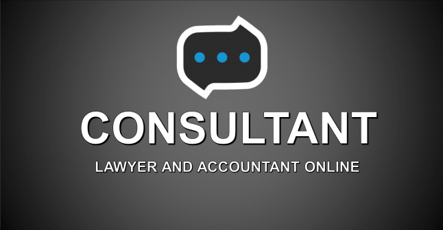 Photo - lawyer and accountant online