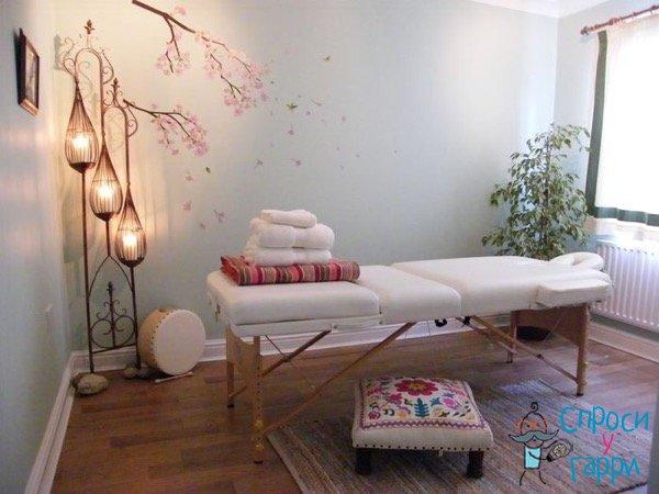Фото - Создание массажного кабинета в квартире
