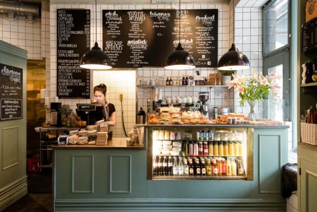 Фото - Открытие кофейни