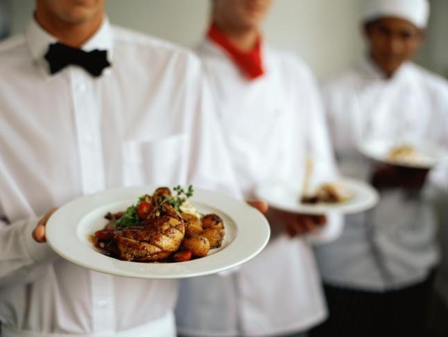 Фото - аутсорсинговая компания в ресторанно-гостиничной сфере